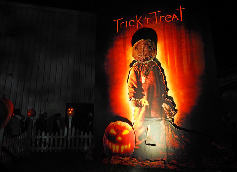 Halloween Horror Nights Orlando 2019 - Trick R Treat