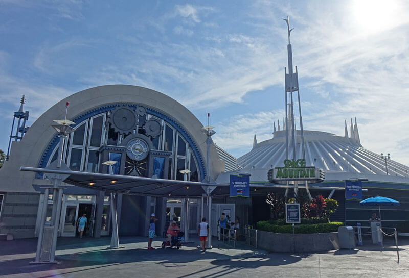 Magic Kingdom FastPass+ Attractions and Entertainment Options