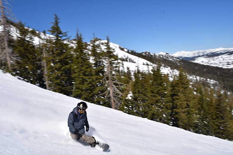 Best Tahoe Ski Resorts - Kirkwood
