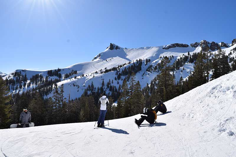 Best Tahoe Ski Resorts for Families - Facts