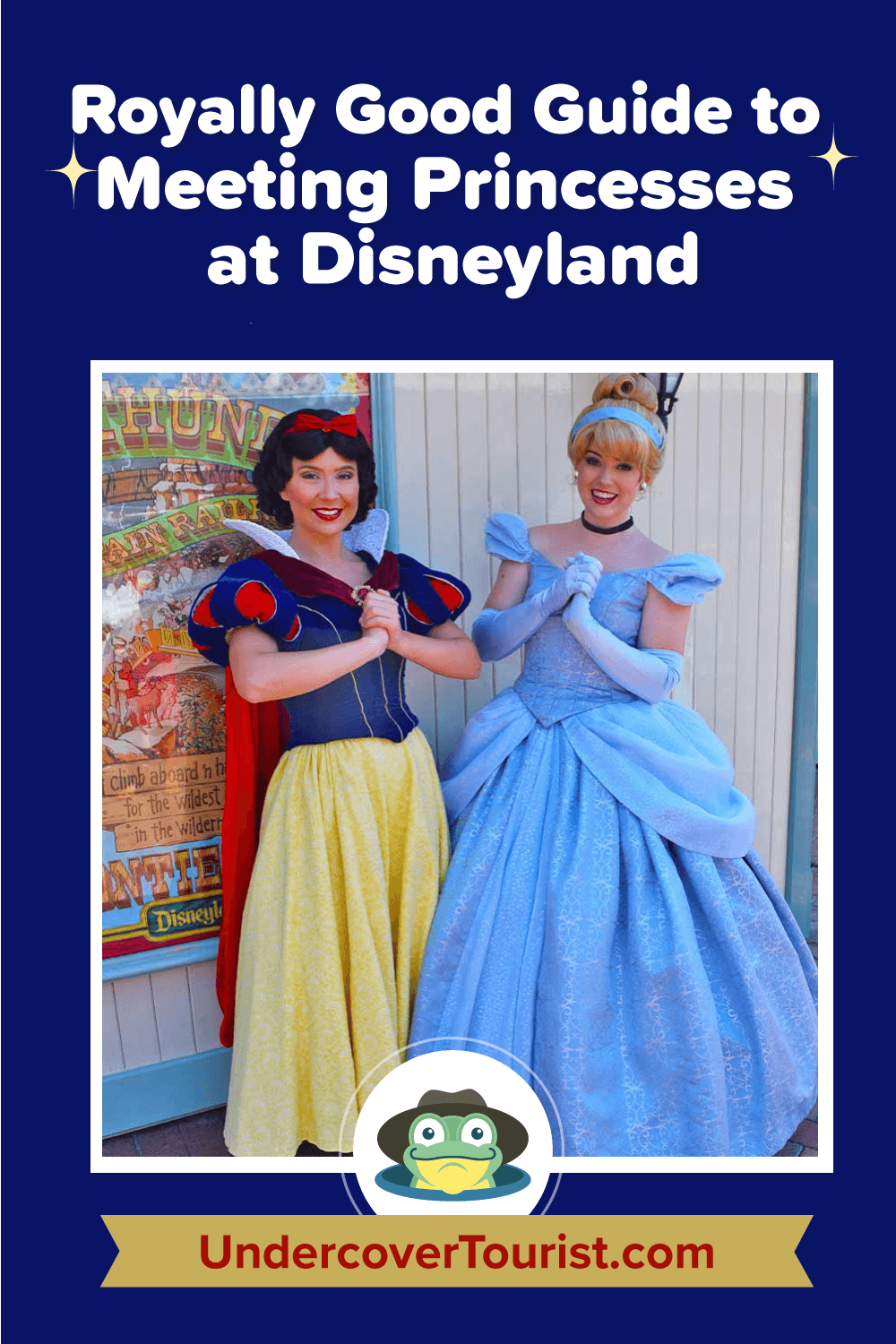 Our Royally Good Guide to Meeting Princesses at Disneyland - Pinterest