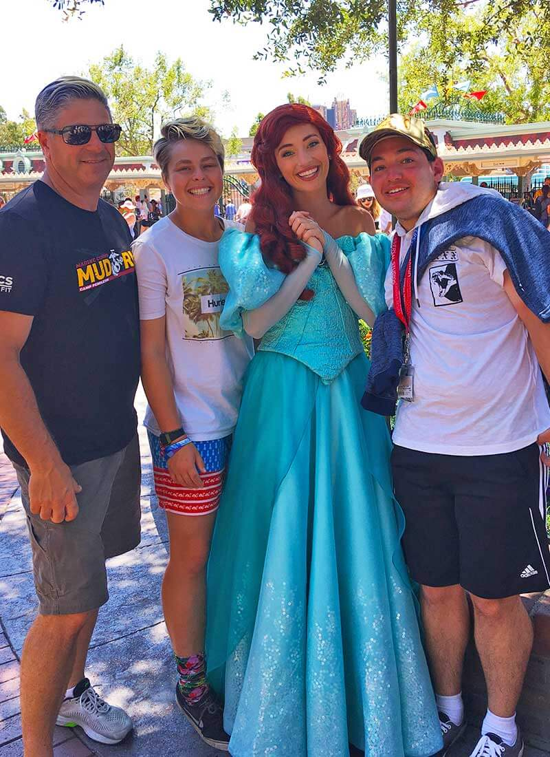 Our Royally Good Guide to Meeting Princesses at Disneyland - Ariel