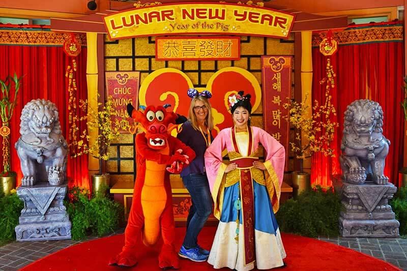 Our Royally Good Guide to Meeting Princesses at Disneyland - Mulan