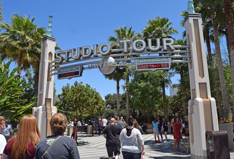 Best Times To Visit Universal Studios Hollywood 2019 and 2020 - Studio Tour