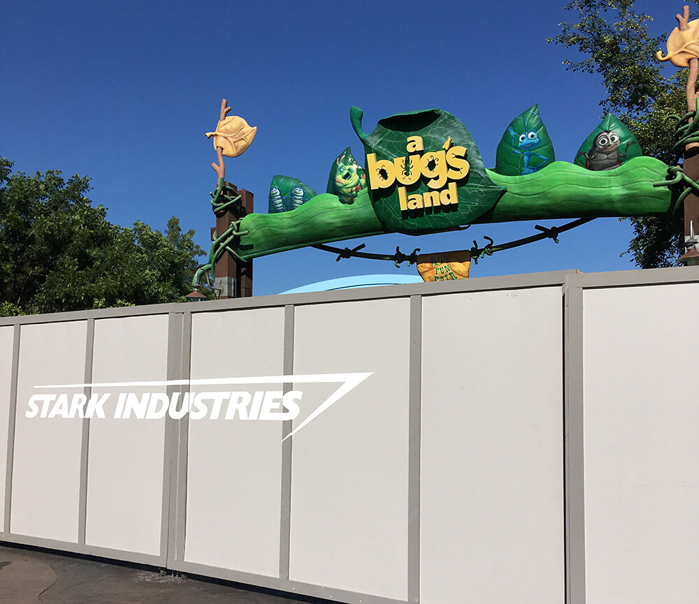 What's Coming to Disneyland and Universal in 2019 - Stark Industries Wall