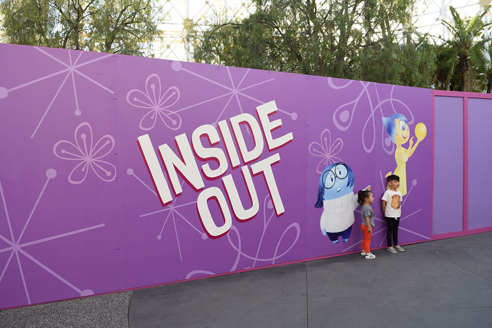 What's Coming to Disneyland and Universal in 2019 and Beyond - Inside Out Emotional Whirlwind
