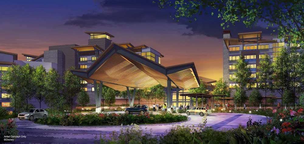 Disney Is Building a Hotel on Former River Country Water Park Site