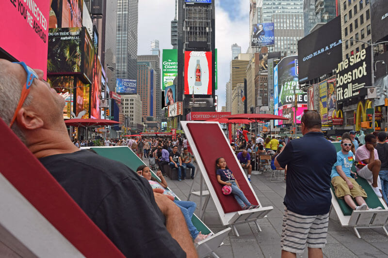 What to See and Do in New York's Times Square with Kids