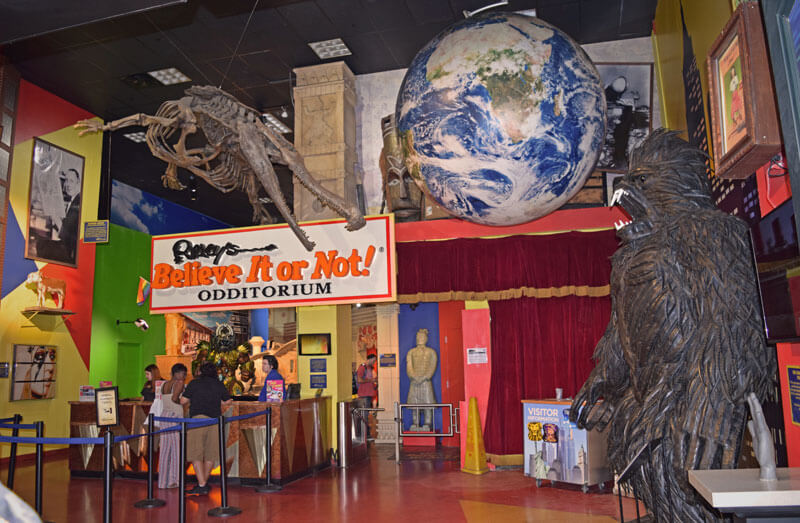 New York's Times Square - Ripley's Believe It or Not