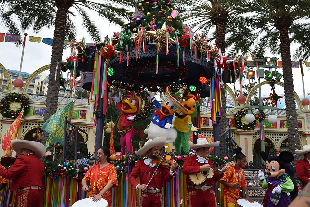 Disneyland Events in 2019 and 2020 - Three Caballeros