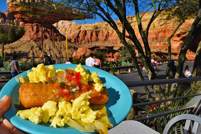 Best California Adventure Quick-Service Restaurants
