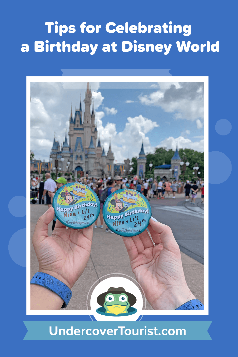 Surprising Top Tips For Celebrating A Birthday At Disney World Personalised Birthday Cards Beptaeletsinfo