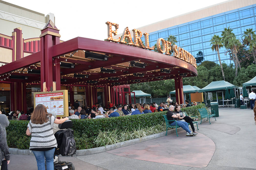 The Ultimate Guide to Downtown Disney at Disneyland - Earl of Sandwich