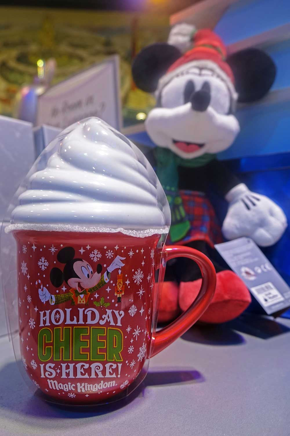 Mickey's Very Merry Christmas Party 2019 - Merchandise