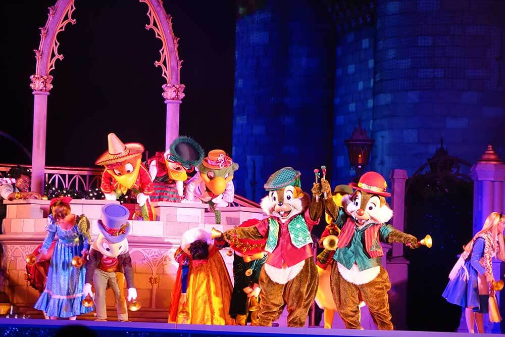 Mickey's Very Merry Christmas Party 2019 - Mickey's Most Merriest Celebration