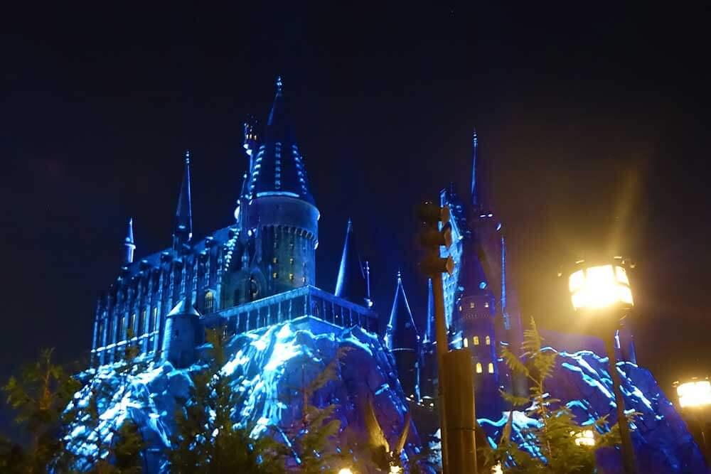 Holidays at Universal Orlando - Hogwarts