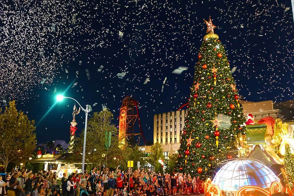 An Insider's Guide to Christmas at Universal Orlando Resort