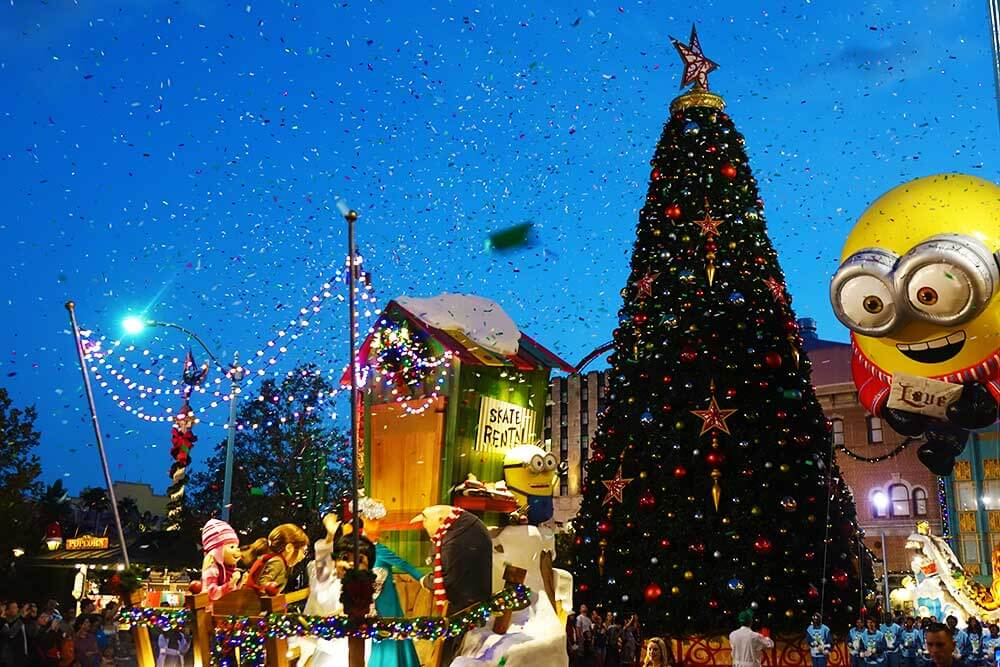 Holiday Christmas.Guide To The Holidays At Universal Orlando Resort