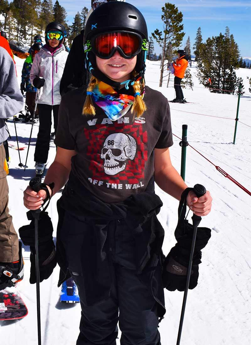 When Is the Best Time to Book a Ski Vacation - Spring
