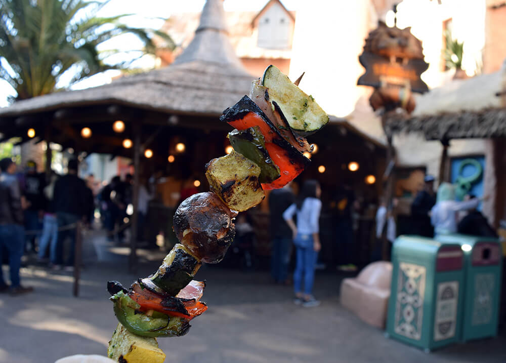 best on-the-go Disneyland foods