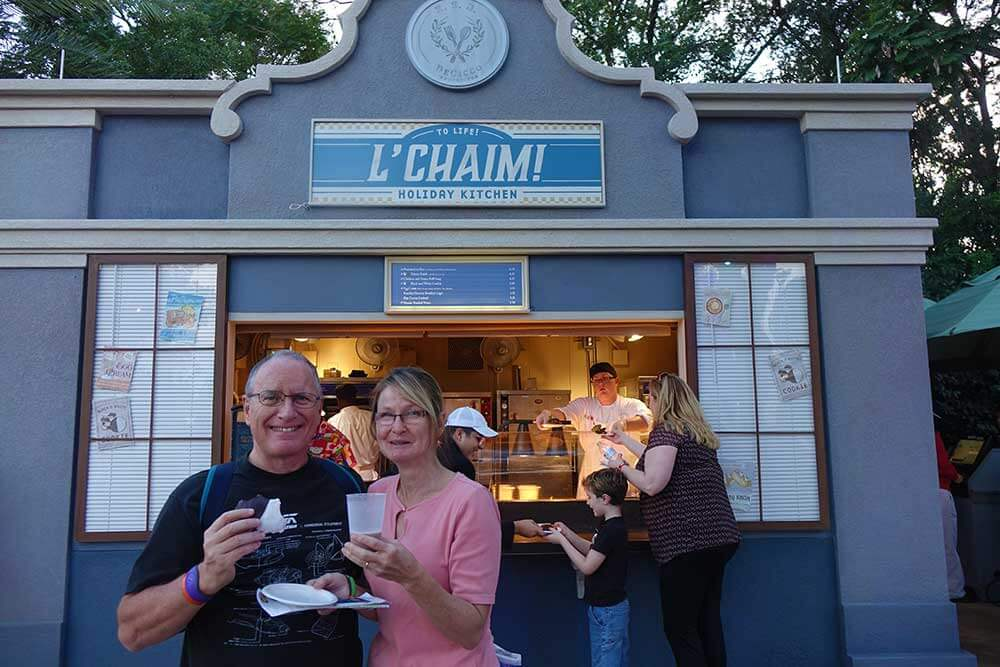 Guide to Disney World for Christmas - L'Chaim