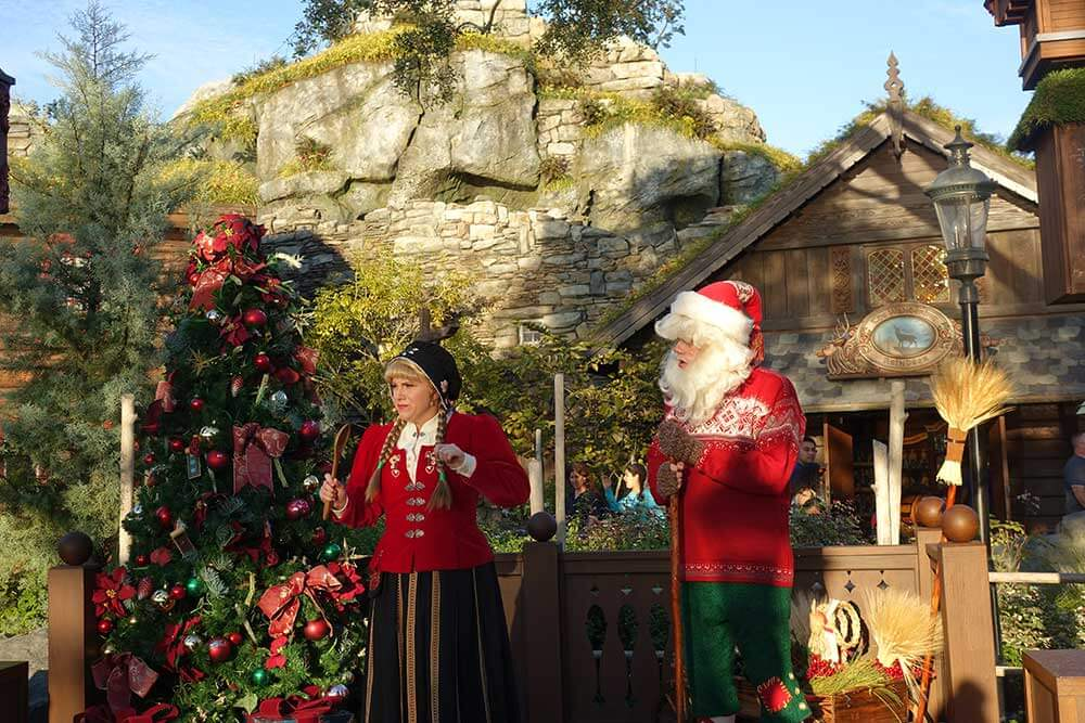 Hoppin' Good Guide to Epcot International Festival of the Holidays