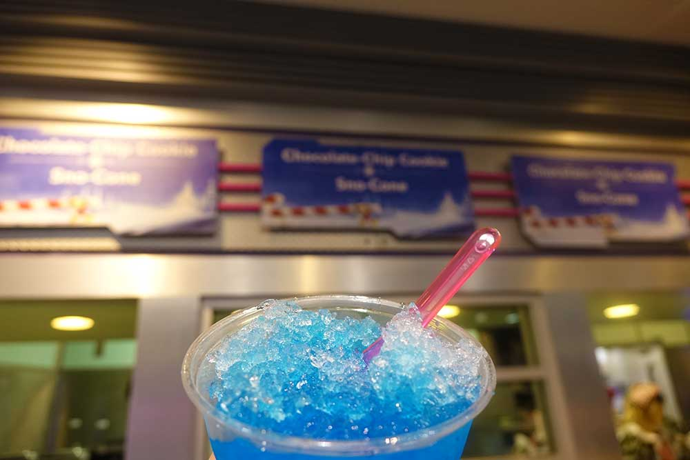 Mickey's Very Merry Christmas Party 2019 - Sno Cone