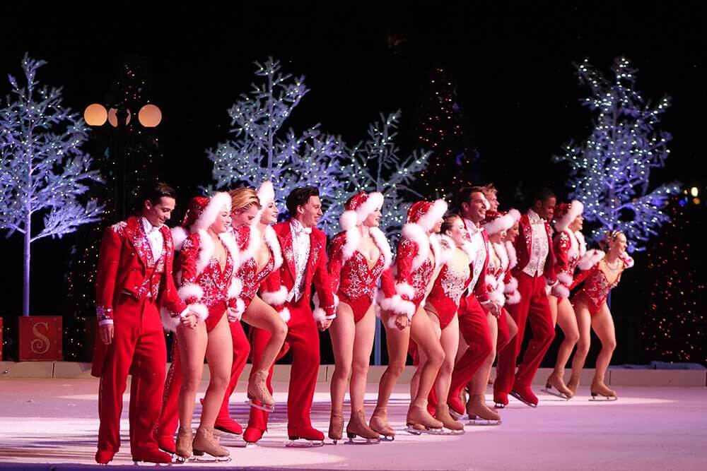 SeaWorld's Christmas Celebration - Winter Wonderland