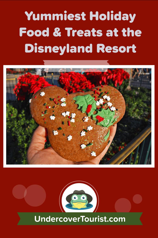 Holiday Treats at Disneyland - Pinterest