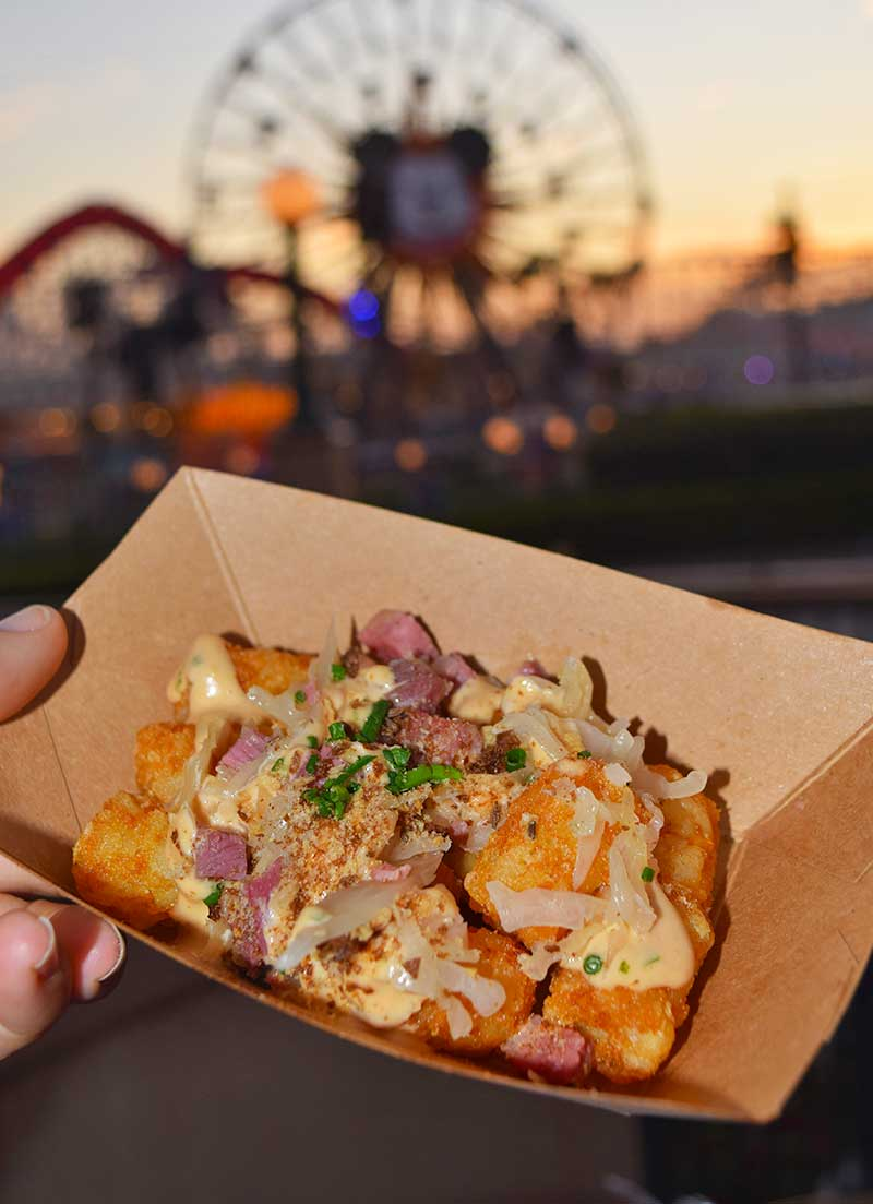 Our Guide to the Yummiest Holiday Treats and Foods at Disneyland - Tots