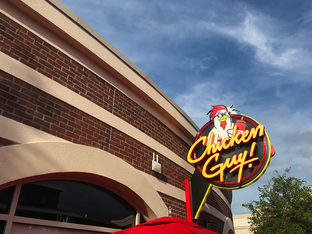 Disney Springs - Chicken Guy