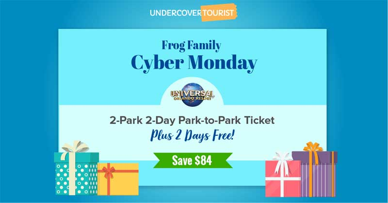 Save Big on Your Orlando Vacation with Our Cyber Monday Deal!
