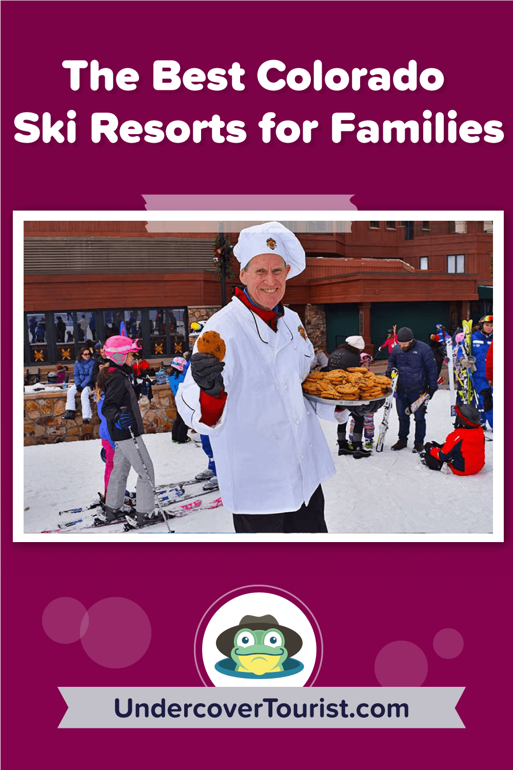 The Best Ski Resorts in Colorado for Families - Pinterest