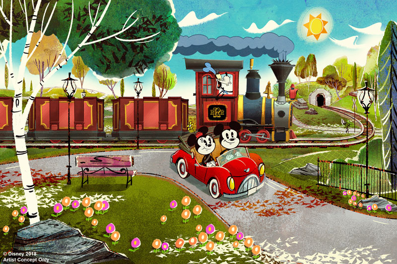 Mickey's Runaway Railway - What's Coming to Disney World and Universal in 2019 and Beyond