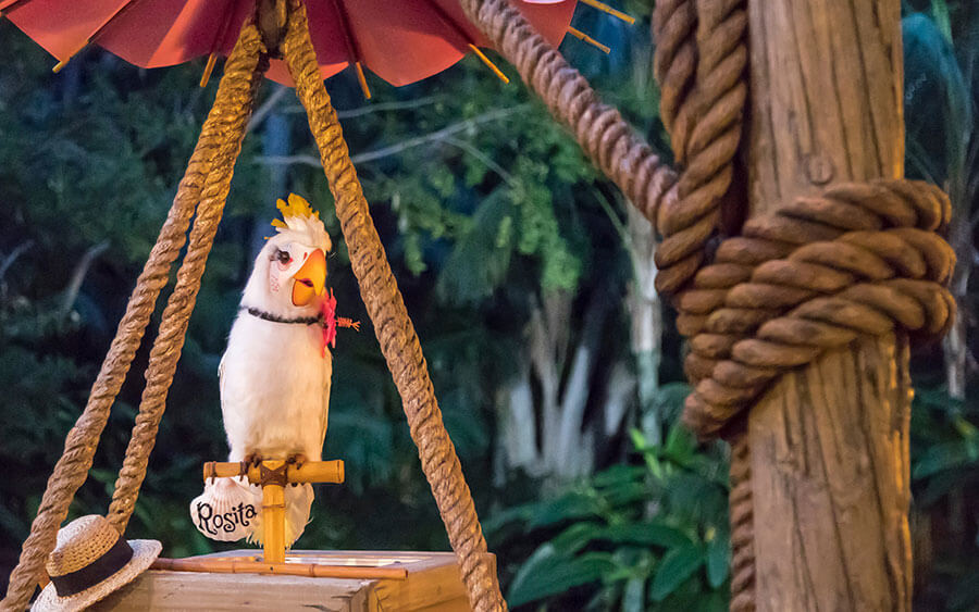 Disneyland Reveals First Look at Tropical Hideaway