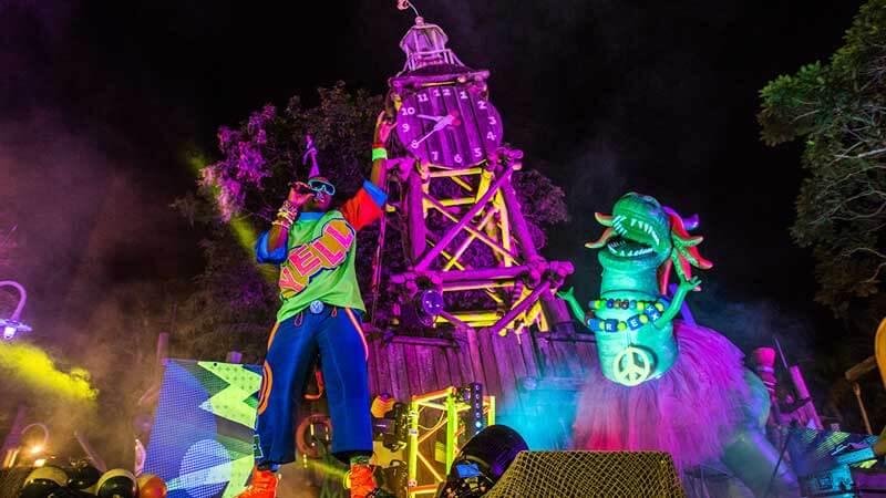 H20 Glow Partysaurus Rex