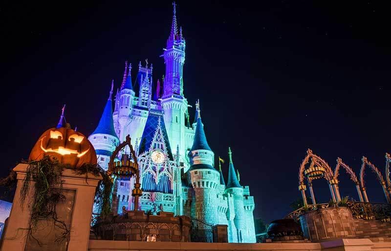 Mickey's Not-So-Scary Halloween Party Tickets