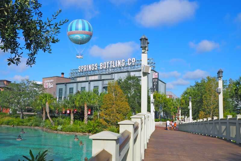 Guide to Disney Springs