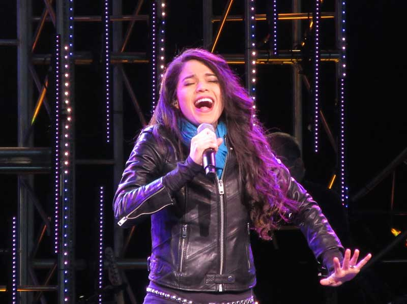 Epcot Festival of the Arts - Disney Broadway Concerts - Arielle Jacob