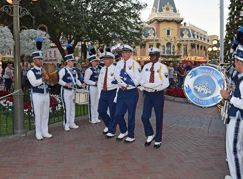 Flag Ceremony - Disneyland Hidden Gems