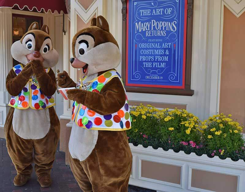 Get Your Ears On - Chip and Dale