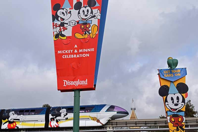 Get Your Ears On - Mickey Monorail