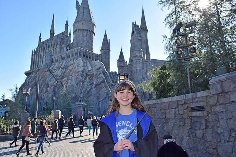 Wizarding World Wands - Hogwarts
