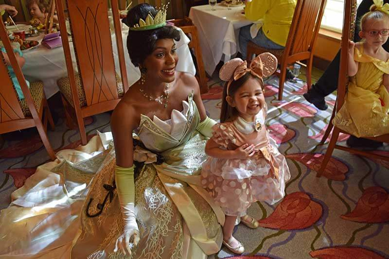 Ranking the Disneyland Character Dining - Including the New Princess Breakfast!