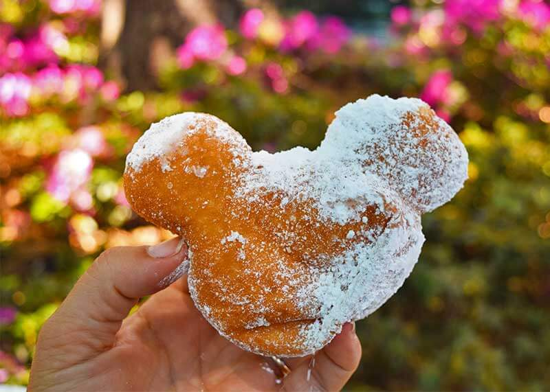 The Best Disneyland Snacks and Where to Find Them - Beignet
