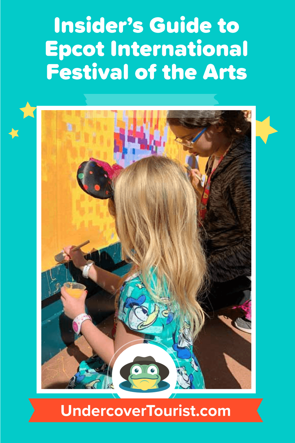 Epcot International Festival of the Arts - Pinterest