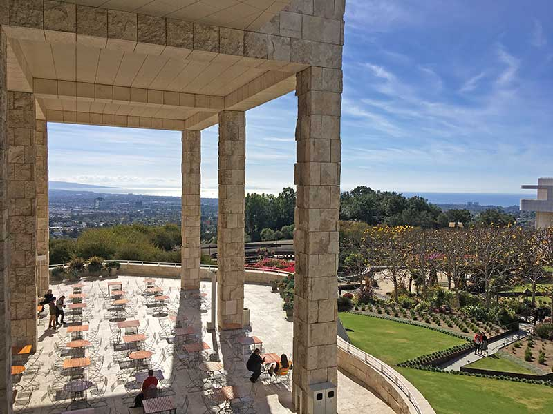 Tips for Visiting the Getty Center with Kids - Panorama