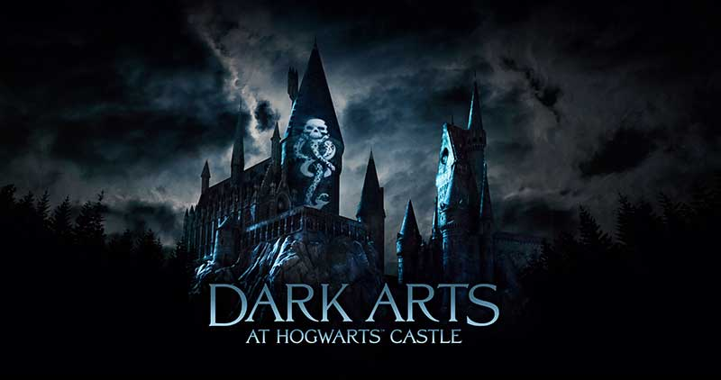 A 'Dark Arts' Castle Show Is Coming to the Wizarding World!