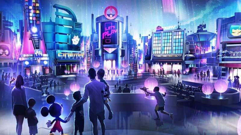 New Epcot Play Pavilion Announced
