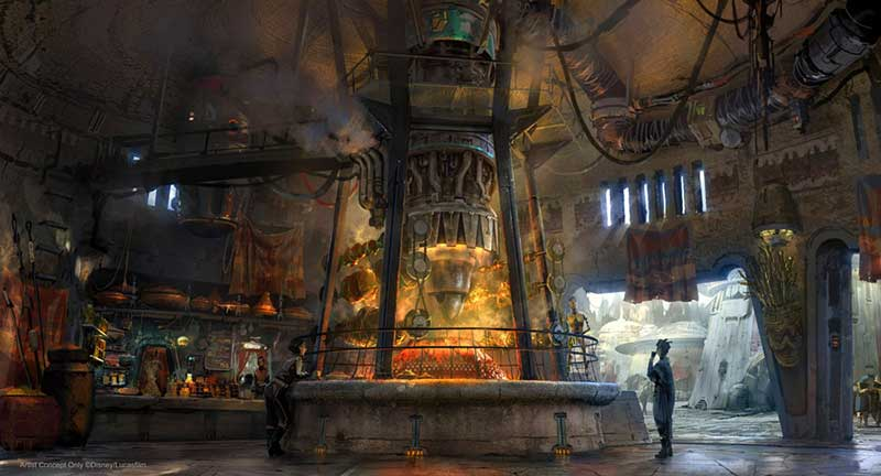 Galaxy's Edge - News Announced